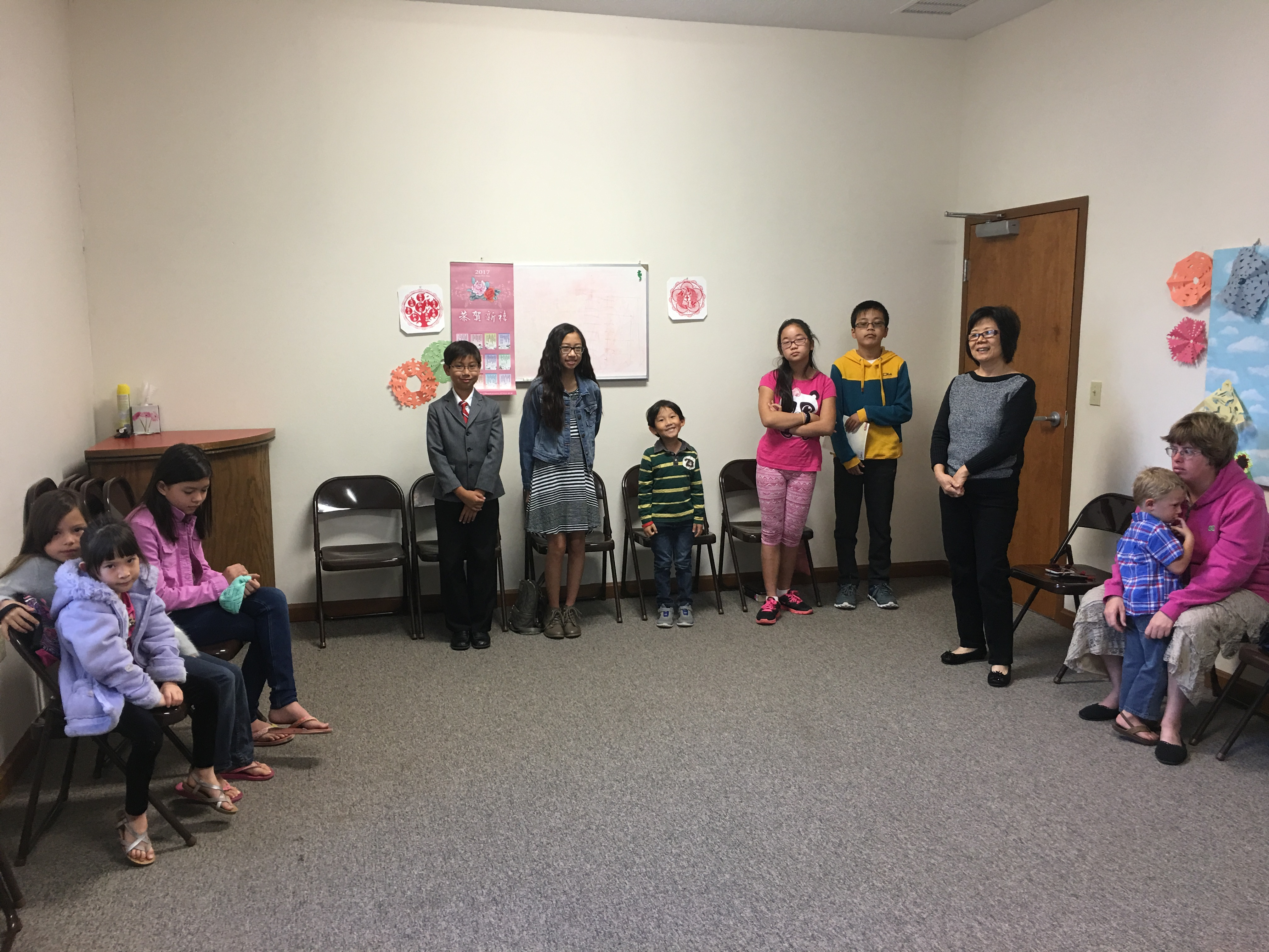 Youth-Children Worship 3-19-17