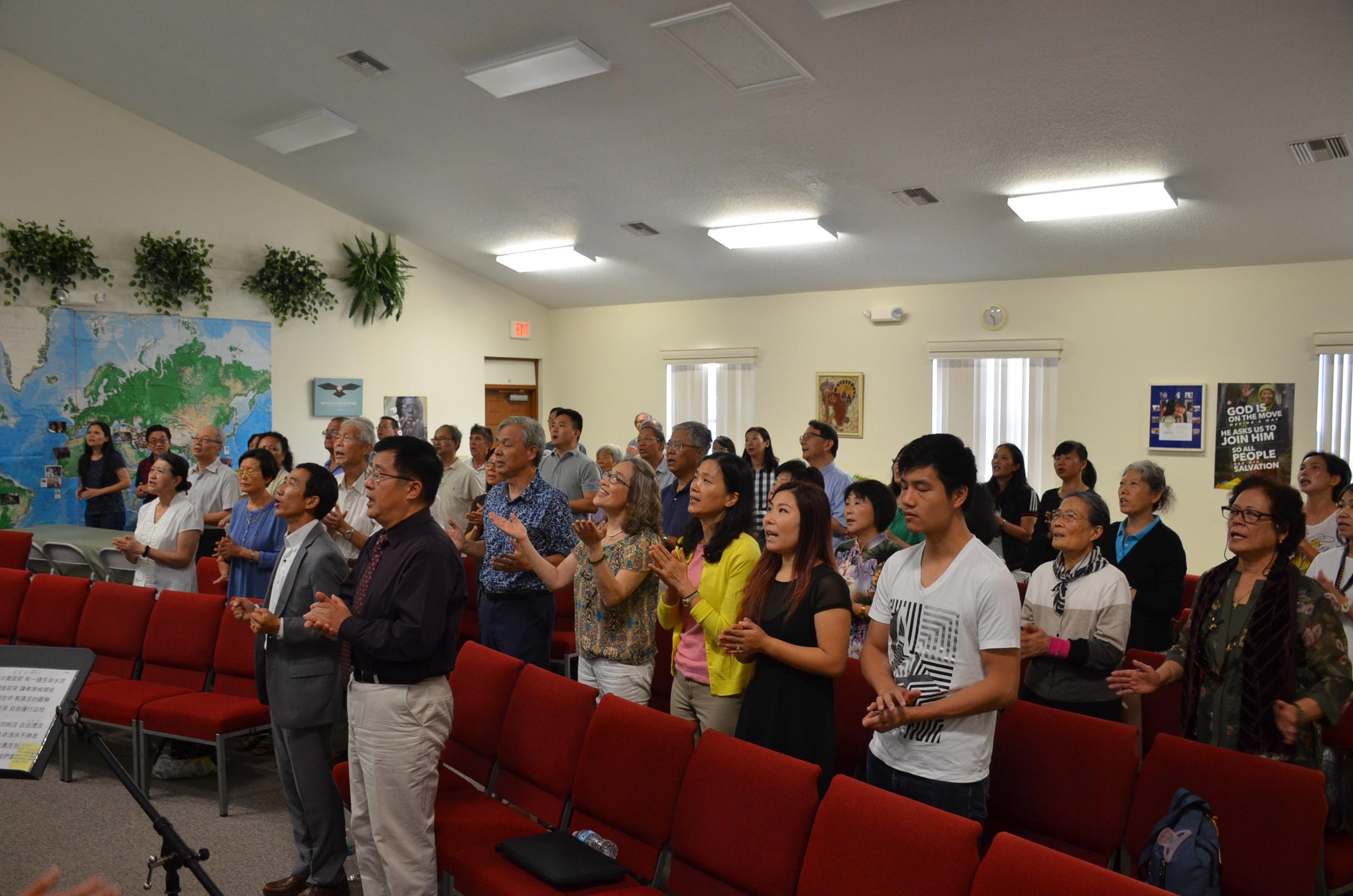Rev Li 8-19-17