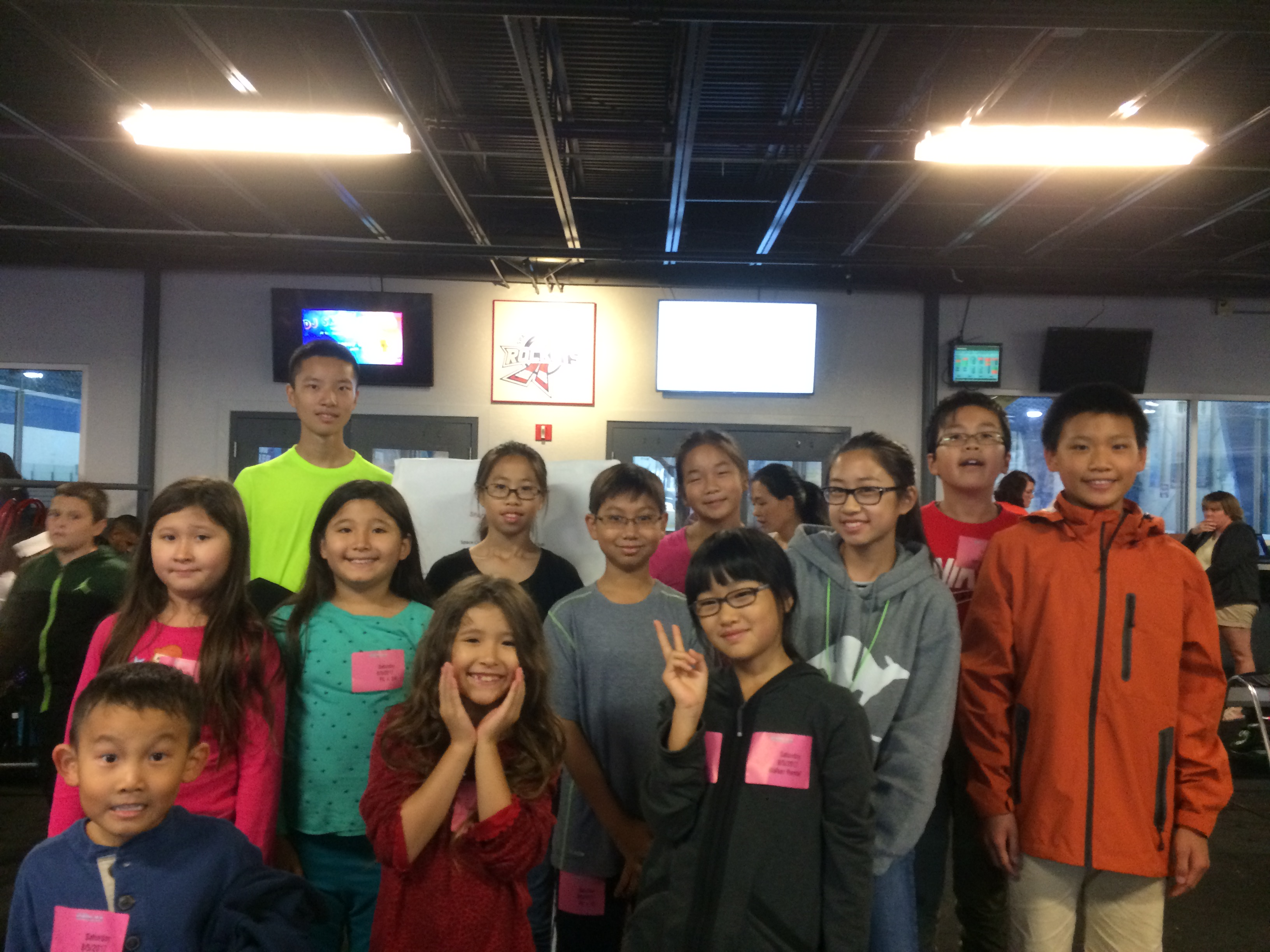 SCCAC Youth Activities 8-5-17